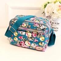 women bag nylon outdoor shoulder bag female handbag messenger bag for lady daily shopping shoulder bag large capacity canvas bag