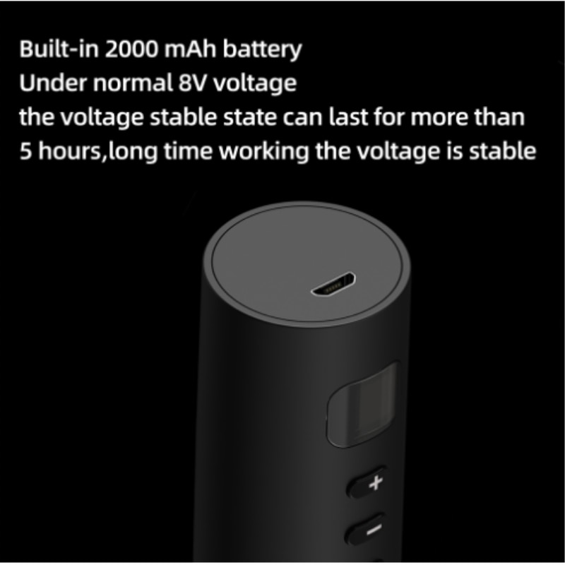 2020 Newst Wireless Charging Tattoo Machine Pen Strong Quiet Battery 2000mA/h RCA Connection  For Tattoo Liner Shader enlarge