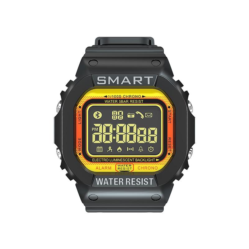 EX16T Smart Watch Bracelet Sports Pedometer Call Reminder Remote Control Camera Deep Waterproof Long