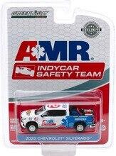 GreenLight 164 2020 Chevy Silverado alliage métal moulé sous pression voitures modèle jouet véhicules pour enfants garçon jouets cadeau