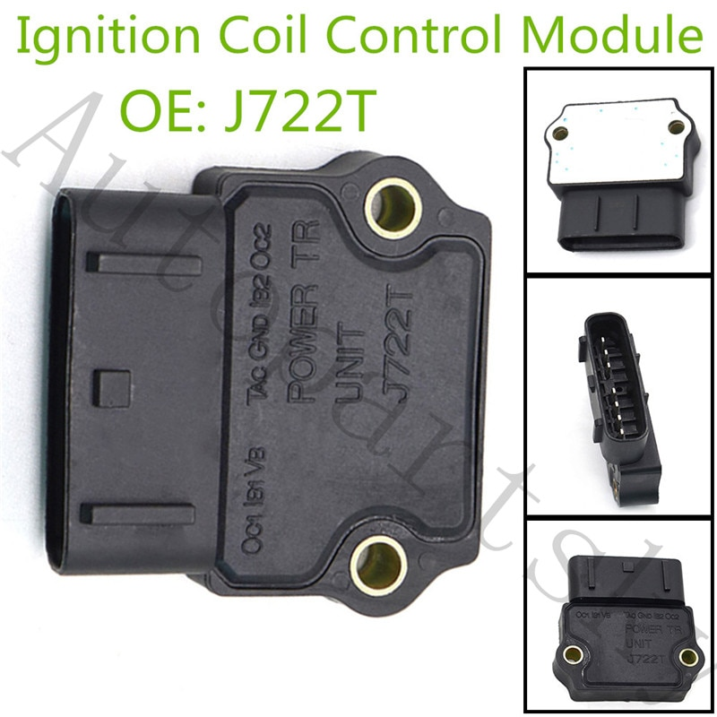 Buena calidad módulo de Ignición J722T para Eclipse Mitsubishi Galant Mirage Dodge águila OE MD189747 11-5188. 2506-30389 6H1068 E1997