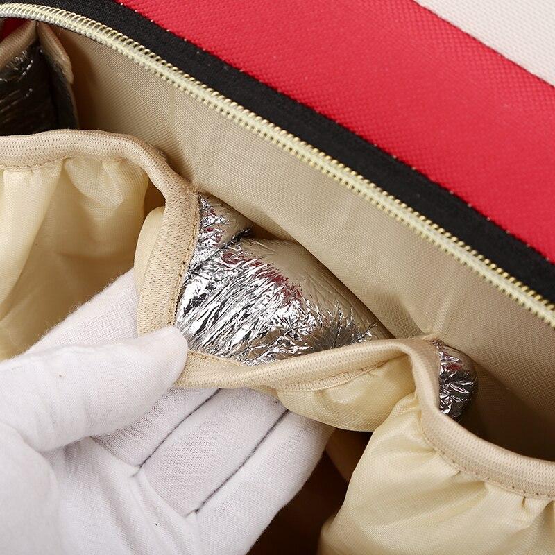 Large Capacity Mummy Bag Maternity Nappy Bag Travel Backpack Nursing Bag for Baby Care Women's Fashion Bag enlarge