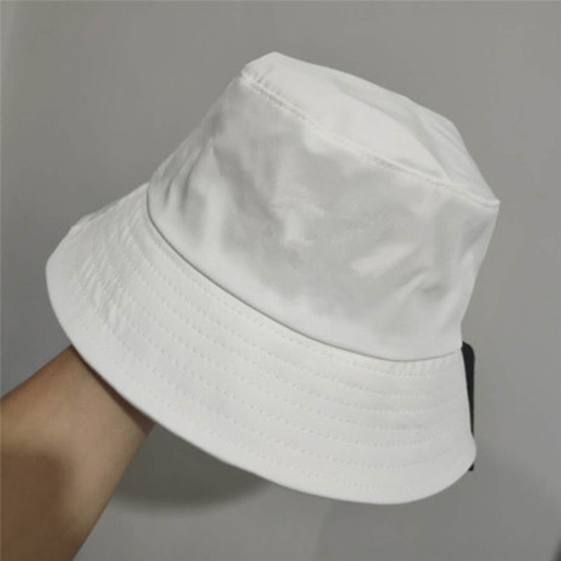 New Unisex Brand Bucket Hats Women Summer Sunscreen Panama Hat Men Pure Color Sunbonnet Fedoras Outd