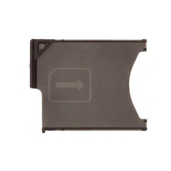 Запасные части для Sony Xperia Z / C6603/L36h, держатель слота для SIM-карты, аксессуары для адаптера