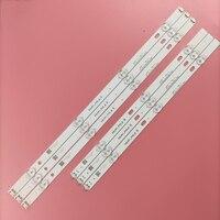 LED backlight strip(6) for LG 43LF510V 43LF5100 43LH5100 43LH590 43LJ515V 43LH520V 43LH511T 43LH570V LF51_FHD_A B 43LH51_FHD_A B