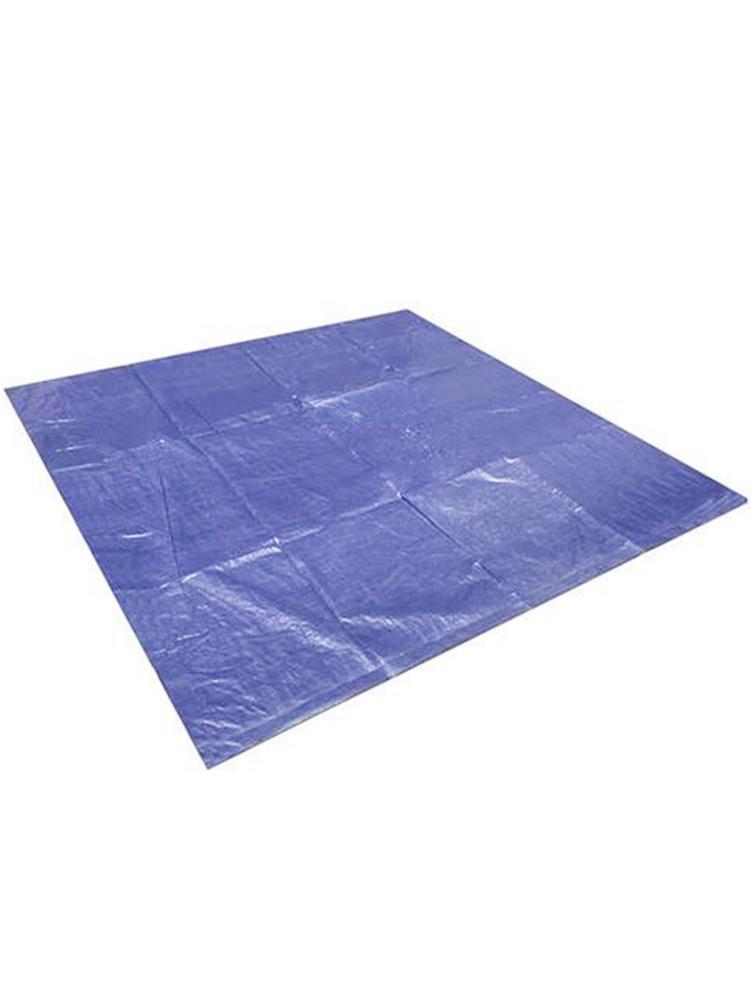 Водонепроницаемое покрытие для бассейна, Солнцезащитный коврик для бассейна, складной портативный напольный коврик для бассейна, утолщенн...