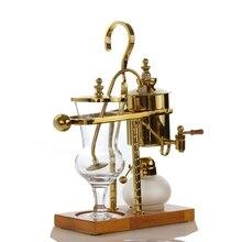 ECOCOFFEE-Syphon doré Balance   Machine à expresso, cafetière, café