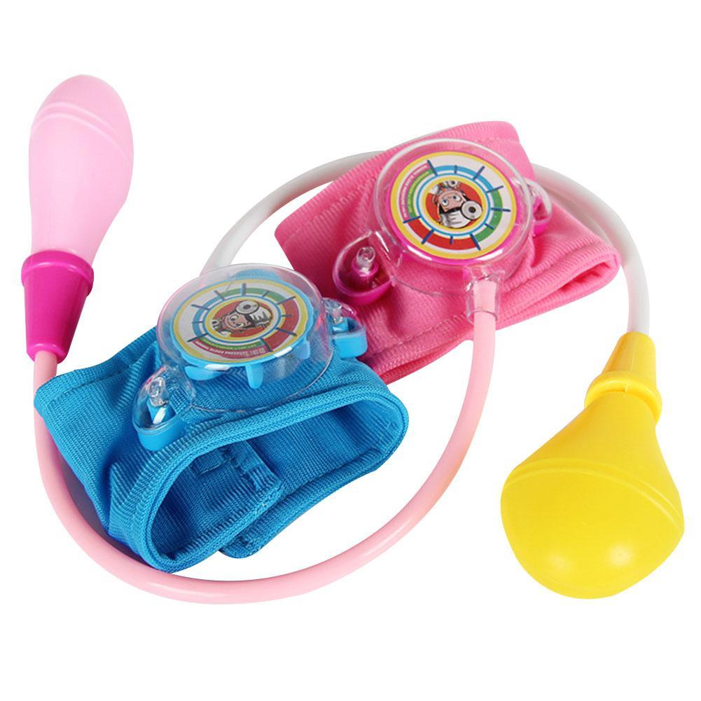 Kit de médico juguete niños Doctor conjunto hogar médico enfermeros sangre juguetes a presión