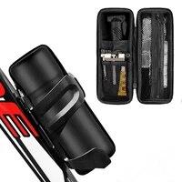 bike accessories portable bicycle repair tool kit bag cycling kettle bottle rack shell package mtb tire repair kits