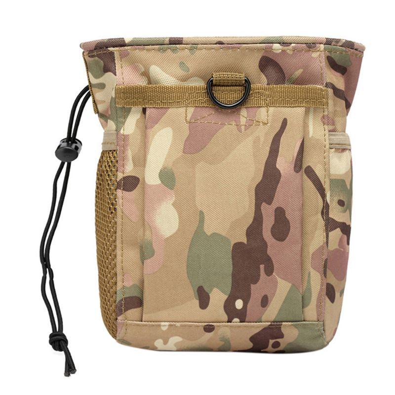 Походная Охотничья винтовка Молл Военный Тактический Пистолет Журнал СВАЛКА перегрузка сумка рюкзак