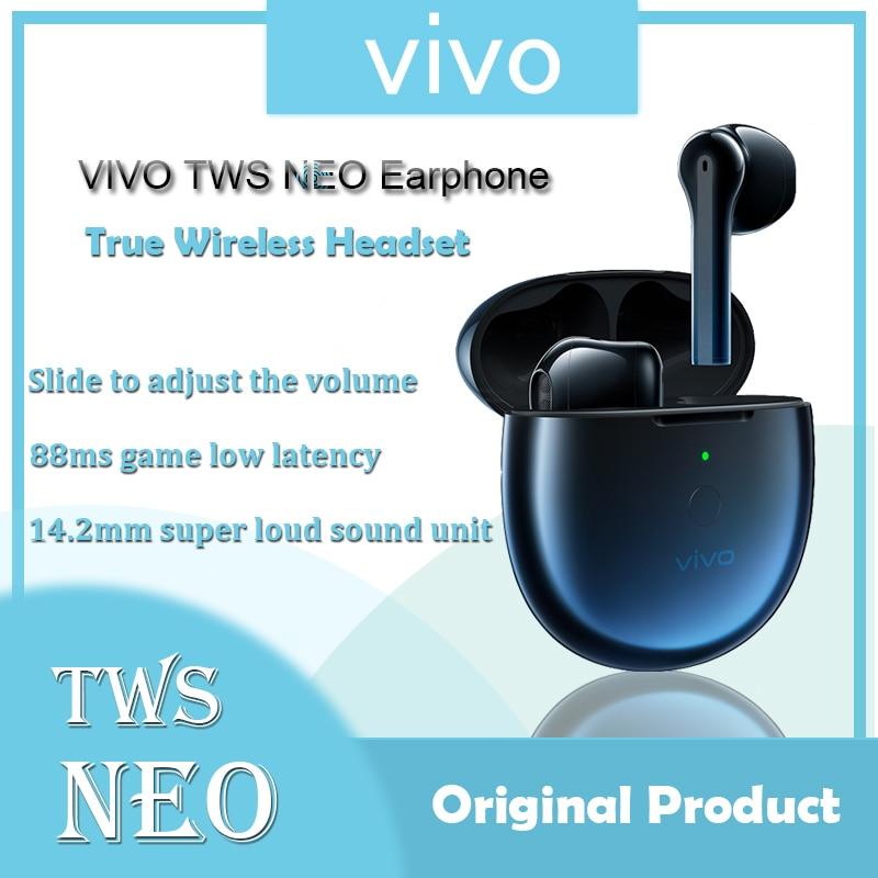 Fone de Ouvido Verdadeiro sem Fio Vivo Bluetooth Original Novos Produtos Listados Tws Neo
