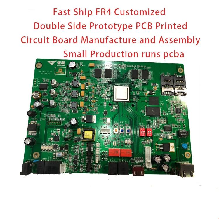PCBA Assembly Factory PCB production/copy IC Chip Decryption STM MCU