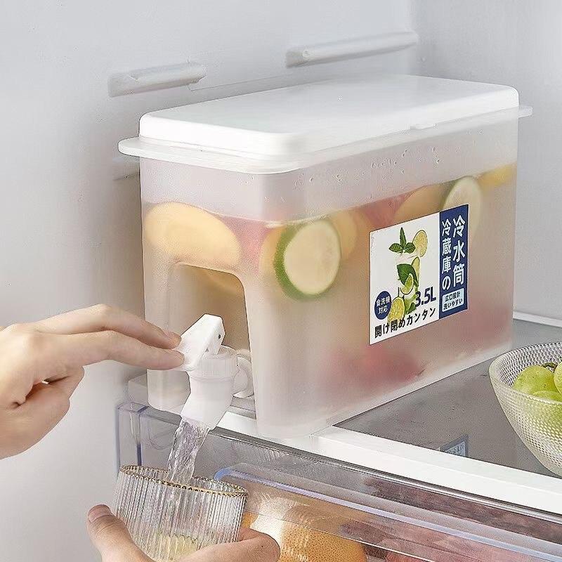 2021 جديد خزان المياه الباردة الثلاجة غلاية الماء البارد الصيف صندوق المشروبات الباردة المنزلية المياه الباردة تخزين بسيط LKKCHER
