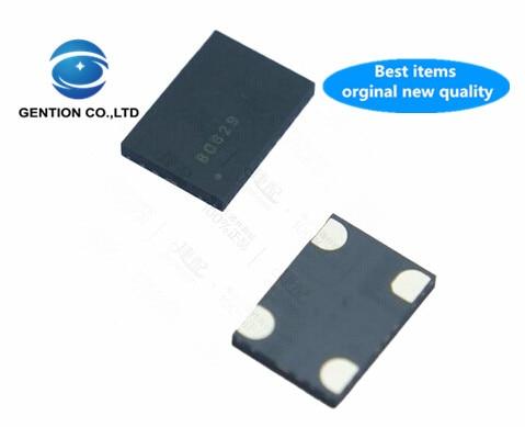10 Uds 100% nuevo SIT8009BI-82-33E-125.000MHZ original 125M 125MHZ 5X7 activo SMD cristal oscilador 4 pies