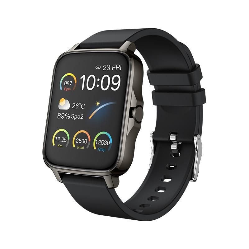 Smart Watch Men Sports Waterproof Fitness Tracker P38 Heart Rate Blood Pressure Sleep Monitor Blueto