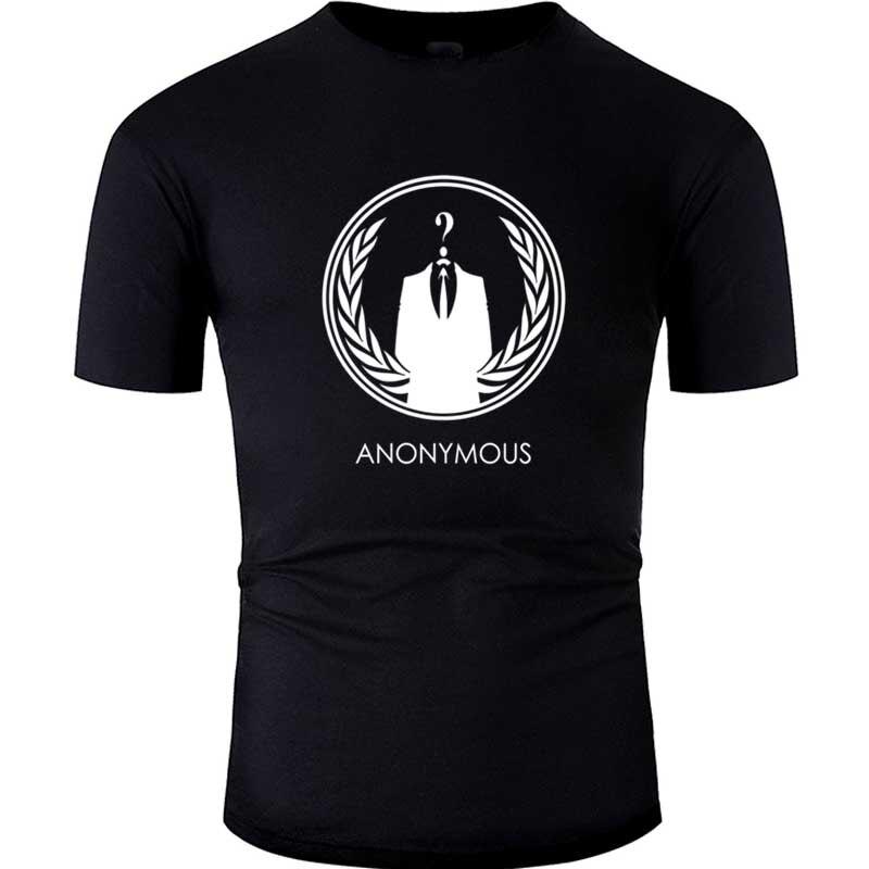 Camiseta de Hacker Anonymous 2020, camiseta de Fitness para hombre, camiseta para hombre