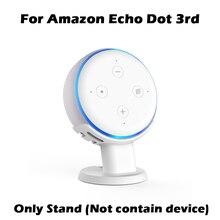 Google Home Mini montage Amazon Echo Dot 3rd support Assistants vocaux support Compact cuisine chambre étude support Audio