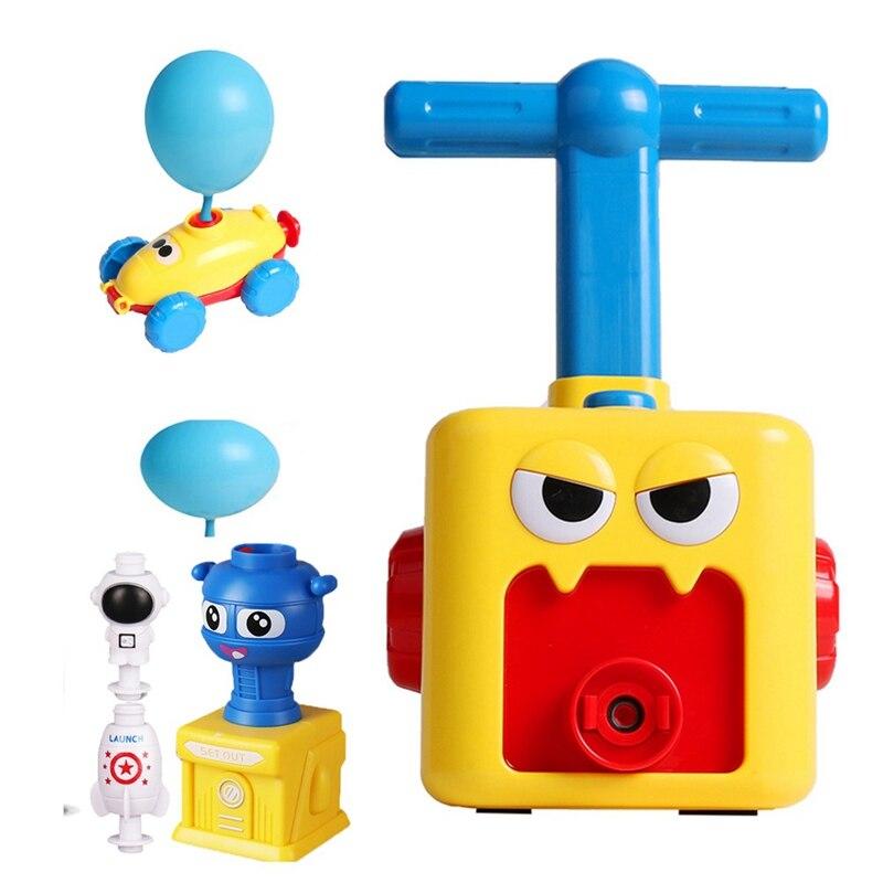 2020 Новое поступление Забавный инерционный воздушный шар мощный автомобиль игрушки для детей аэродинамическая инерционная мощность игрушк...