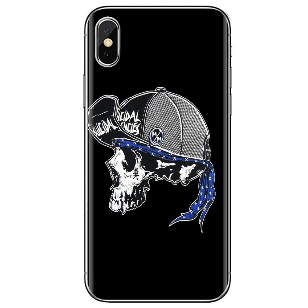 Para Samsung Galaxy J1 J2 J3 J4 J5 J6 J7 J8 Plus 2018 primer 2015 de 2016 de 2017 de silicona cubierta de la caja del teléfono de Motocross Metal Mulisha logotipo