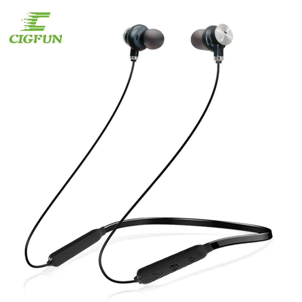 Cigfun ANC Беспроводные наушники с активным шумоподавлением вкладыши Bluetooth 5,0 наушники в ухо микрофон музыка спортивные стерео гарнитуры
