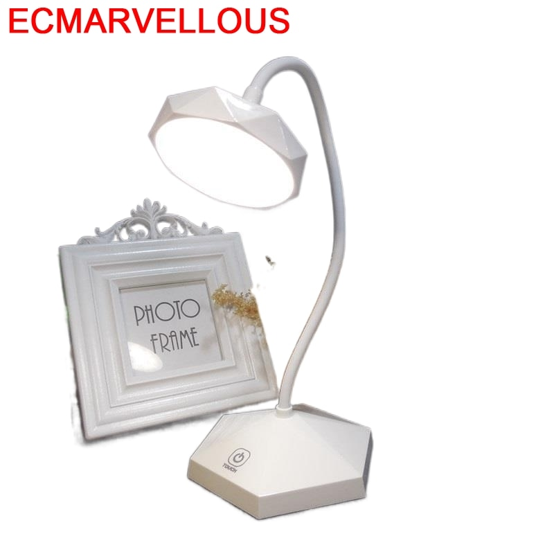 Da Tavolo Lampe Bureau Escritorio Decoracao Para Casa Luz LED Luminaria Tafellamp Lampen Modern Lampara De Mesa Desk Lamp
