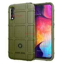 For Samsung A50 Case A50 A30 a50s a30s a40s a70s A20E A10E A60 A70 Army Silicone Cover For Samsung A40 SM-A405FM SM-A405FN Case