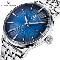 PAGANI DESIGN Men Watch 2770 Automatic Seagull Movt Wrist Watch Man Stainless Steel Waterproof Business Men's Mechanical Watches