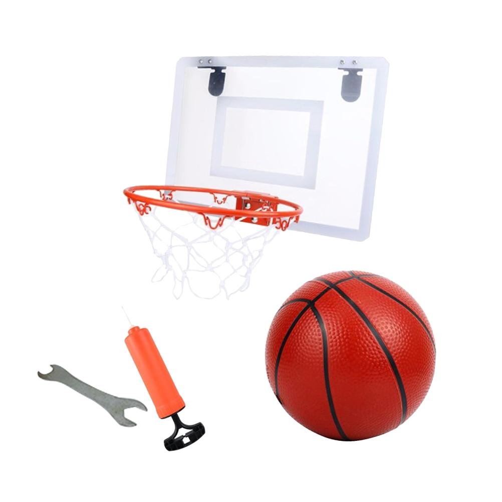 4pcs Basketball Toy Funny Basketball Toy Set Basketball Rack Basketball Shooting Toy For Children Kids Liu