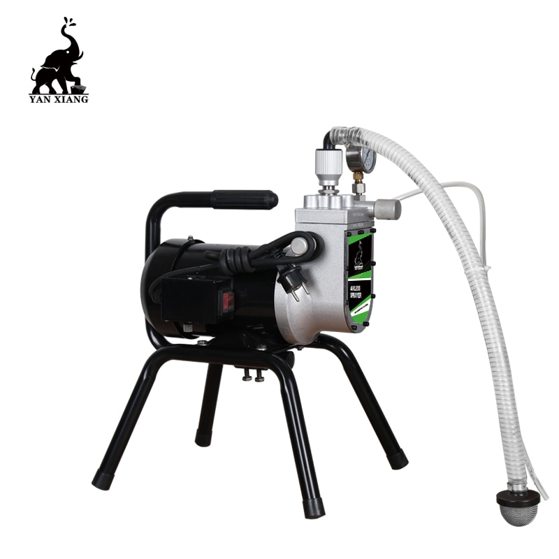 High Quality  3. 0L/min portable high pressure diaphragm pump airless sprayer with factory price enlarge