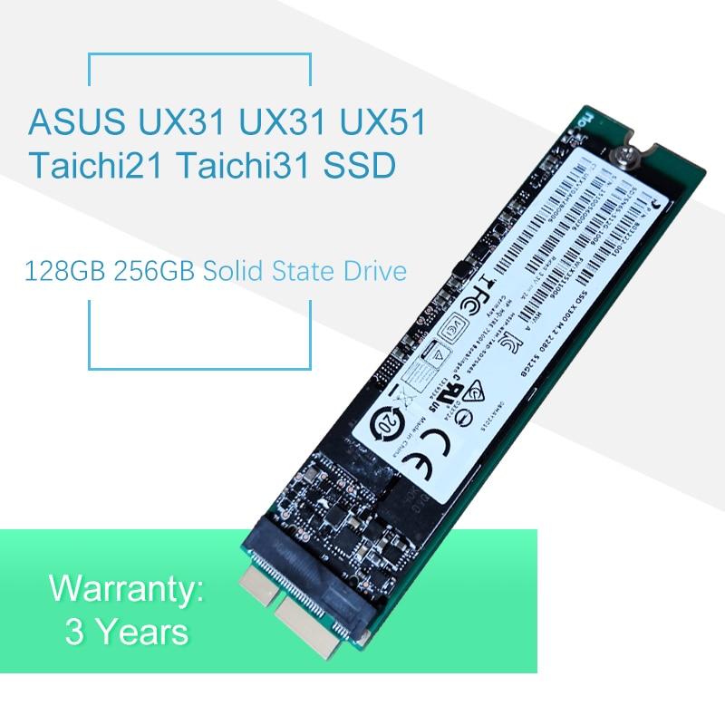 Neue 128GB 512GB 1TB 2TB Solid State Drive Für ASUS TAHCHI21 TAICHI 21 31 UX21 UX31 UX51 SSD Laptop Ersetzen XM11 SD5SE2 SDSA5JK