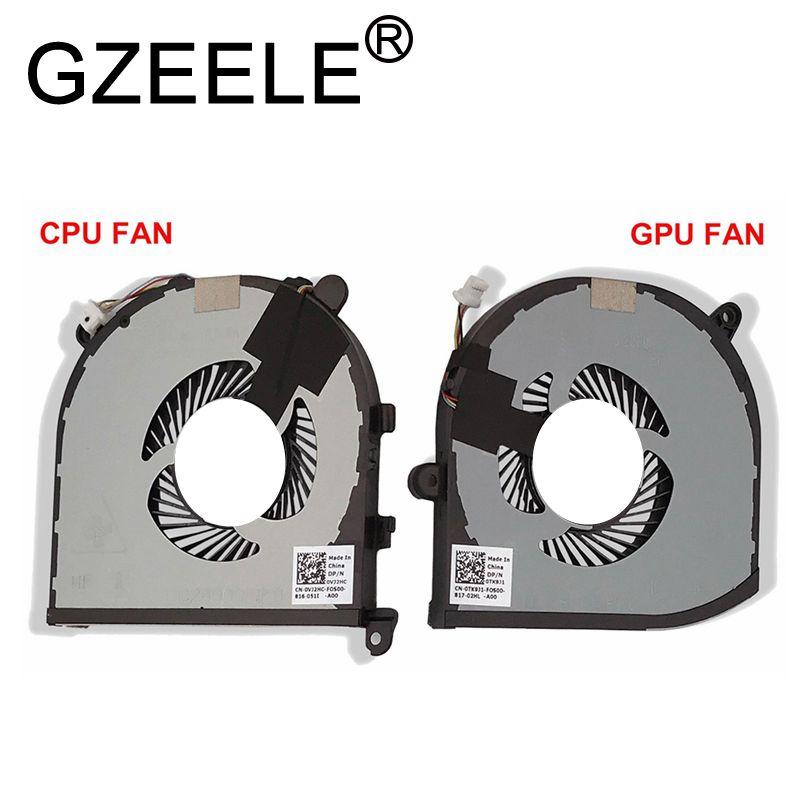brand new original base cover for dell xps 15 9550 9560 m5510 5520 dpn 0yhd18 genuine for dell xps 15 bottom case cover New CPU Cooling Fan For DELL XPS 15 9560 series Precision 5520 M5520 CPU GPU FAN 0TK9J1 R & R0VJ2HC L CPU & GPU Cooling