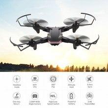 XS809S Rc Quadcopter Drone Camera Drone Wifi Fpv Met Groothoek 720 P/1080 P Camera Rc Vliegtuigen Antenne video Voor Gift Speelgoed Kid