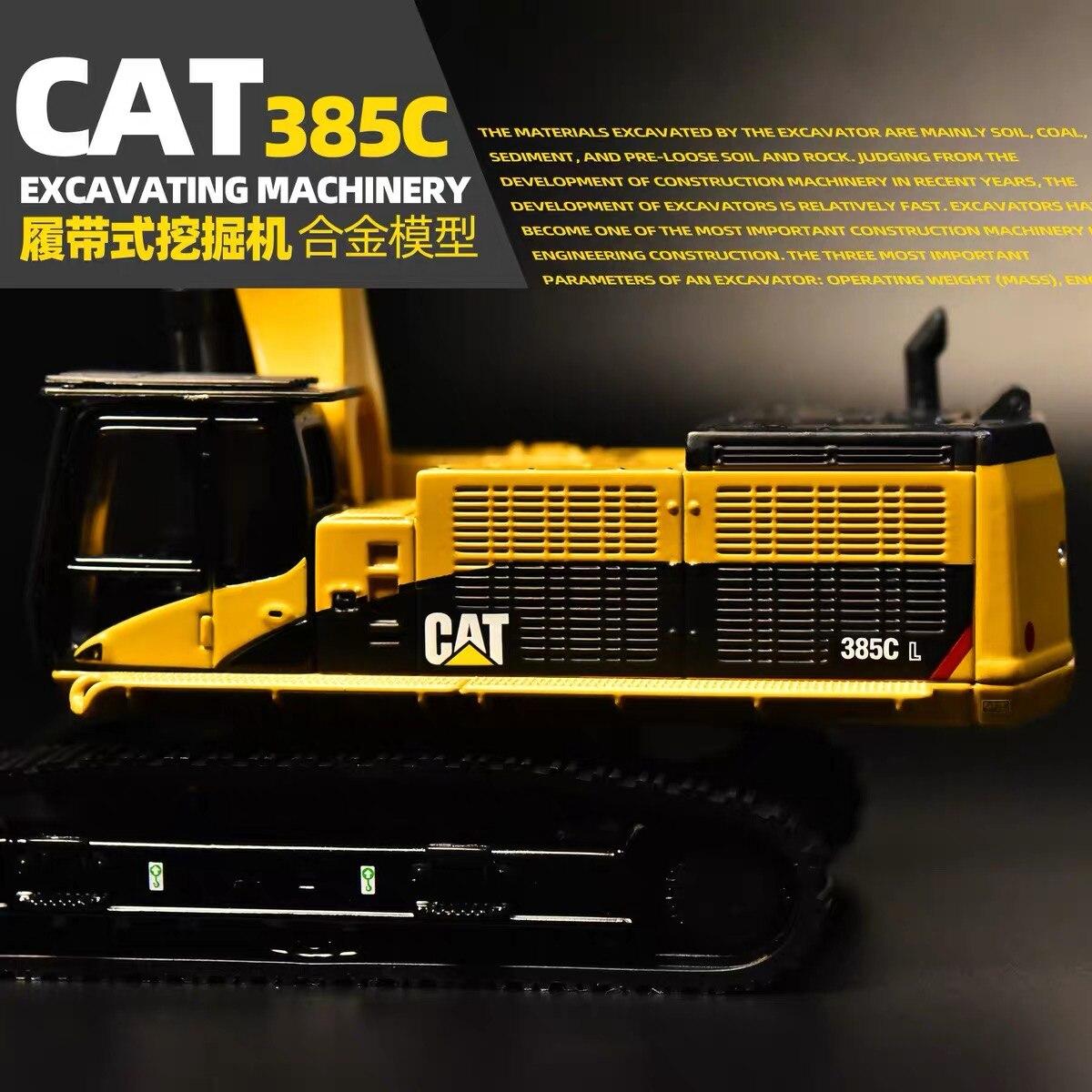 lagartas 164 cat 385c matel escavadeira hidraulica veiculos de engenharia modelo