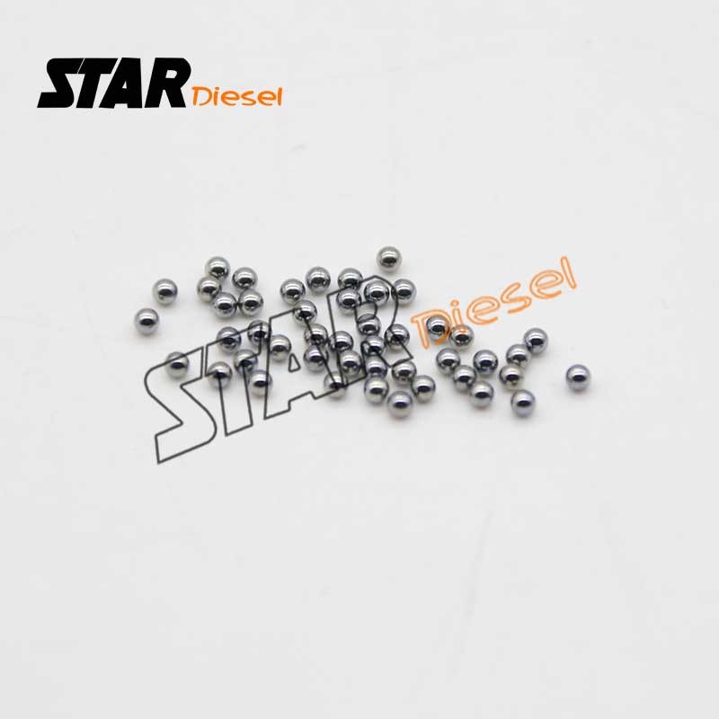Estrella Diesel Ball F00VC05001 para Bosch 120 inyector tamaño 1,34mm Cermaic F00VC05008 Auto boquilla para combustible válvula de Control kit de reparación