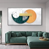 modern art canvas painting decoration abstract geometric poster printing waterproof poster picture mural gift