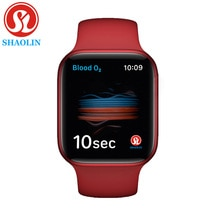 Bluetooth Call Smart Watch Men Women Smartwatch Series 6 Heart Rate Smart Watch for Apple Watch iPho