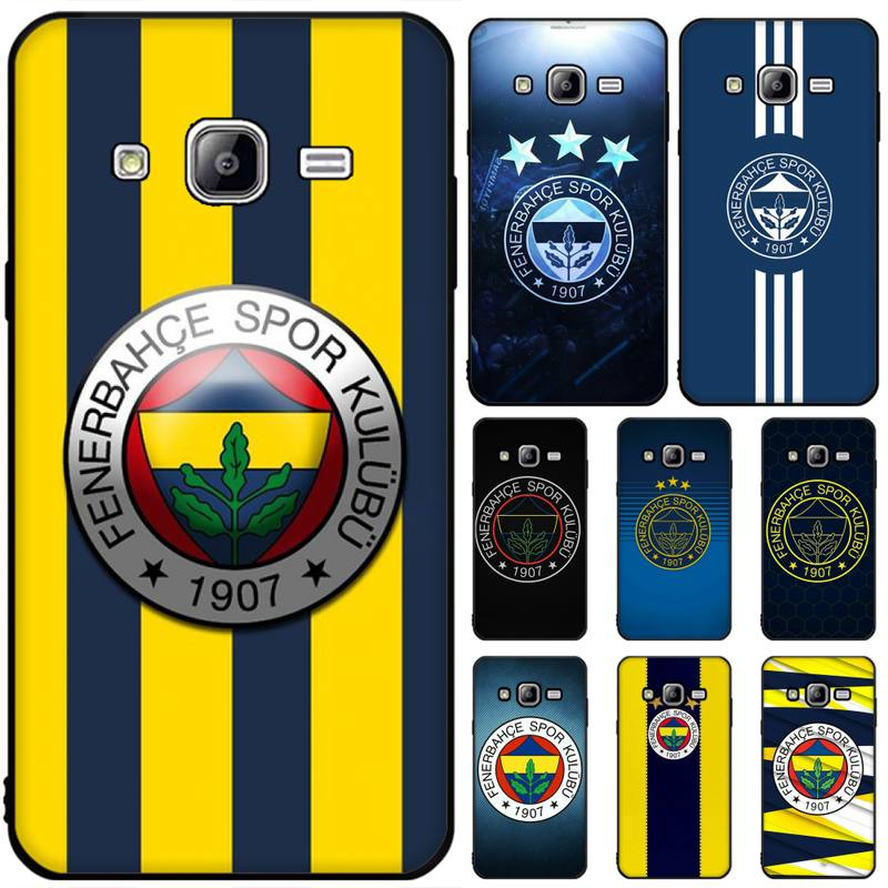Tao taoju turquia fenerbahce futebol coque escudo caso de telefone para samsung j6 prime 7 plus peime j7 neo j8 j6plus j7 duo 2018 2019