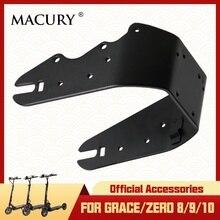 Fourche arrière pour Grace & Zero 8 9 10 T8 T9 T10 Scooter électrique support de montage moteur arrière Base Macury pièces de rechange dorigine