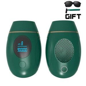 Hot Sale Laser Hair Removal Machine Electric Epilator For Women Painless  Depilation Female Ipl Depiladora Free Shipping