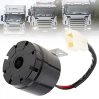 12v 24v reverse accessories beeper horn vehicle auto warning back up car reversing alarm speaker buzzer siren with wire