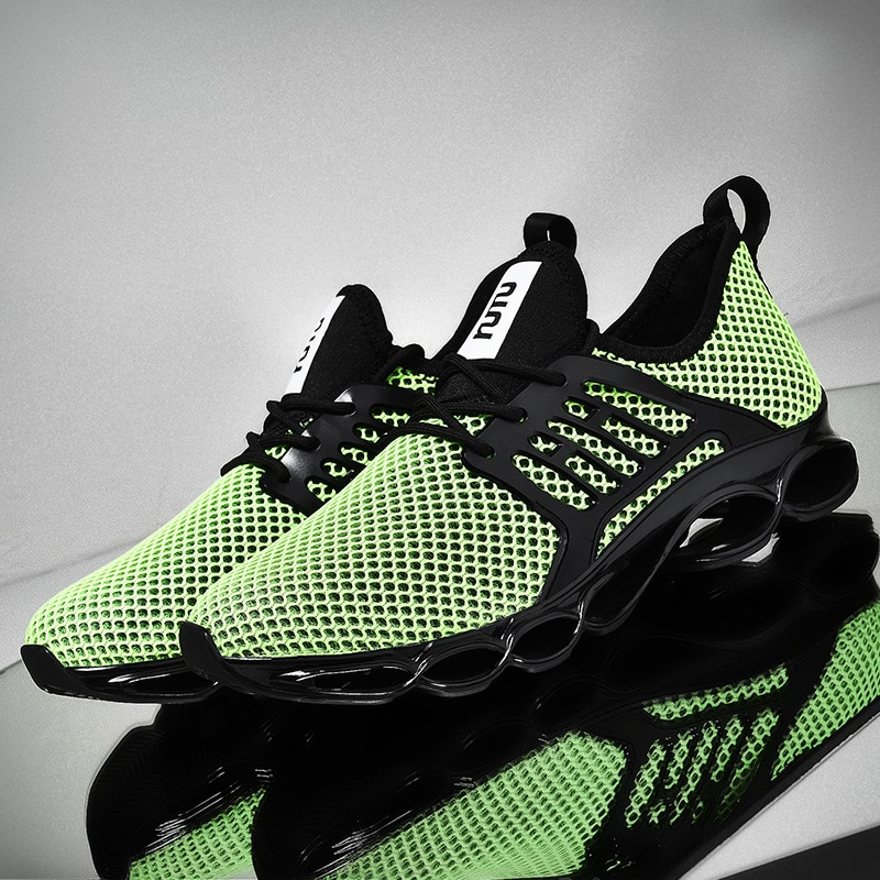 Grandes 47 hombres zapatos de moda Zapatos casuales masculinos diseñadores SneakersMen transpirable marca de lujo Primavera/otoño chaissures Homme zapatos