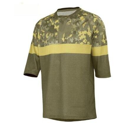 Mtb2020 motocross jérsei roupas de vestuário esporte camisa manga longa cruz mtb