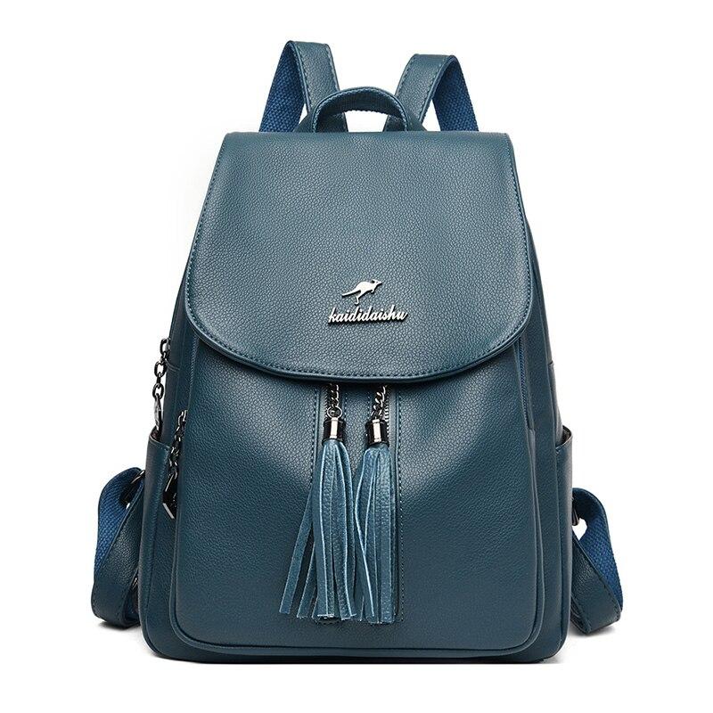 Роскошные Брендовые женские рюкзаки Sac A Dos, рюкзаки для девочек, большой вместительный дорожный рюкзак Mochilas, женская сумка
