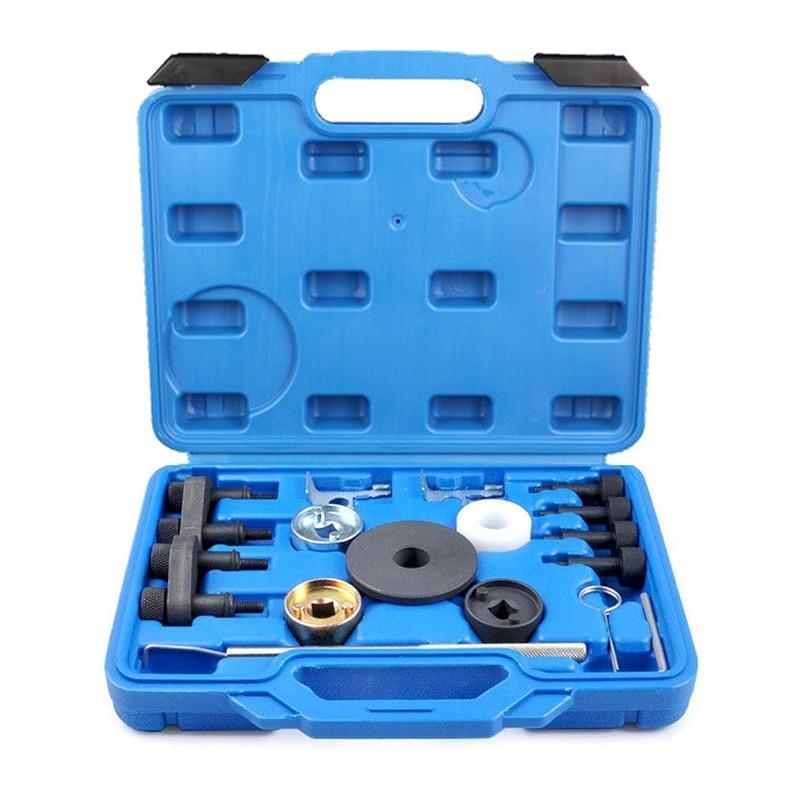 مجموعة أدوات محاذاة قفل عمود الكامات ، لأودي VW Skoda VAG 1.8 2.0 TSI/TFSI EA888