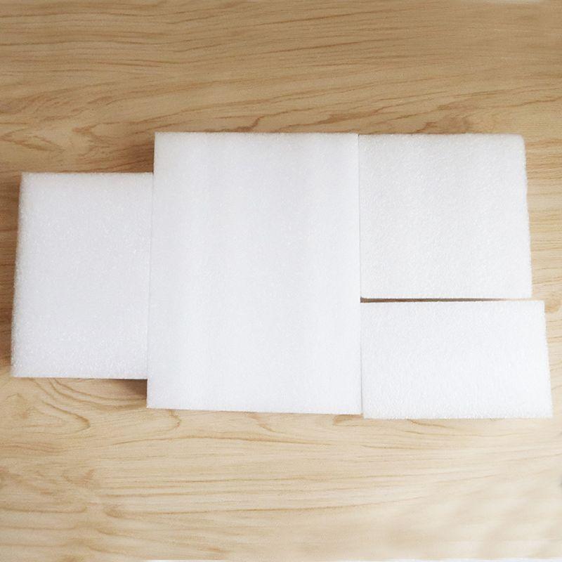 5pcs White Foam Wool Felt DIY Needle Felting Pad Workplace Mat Felting Poke Tool