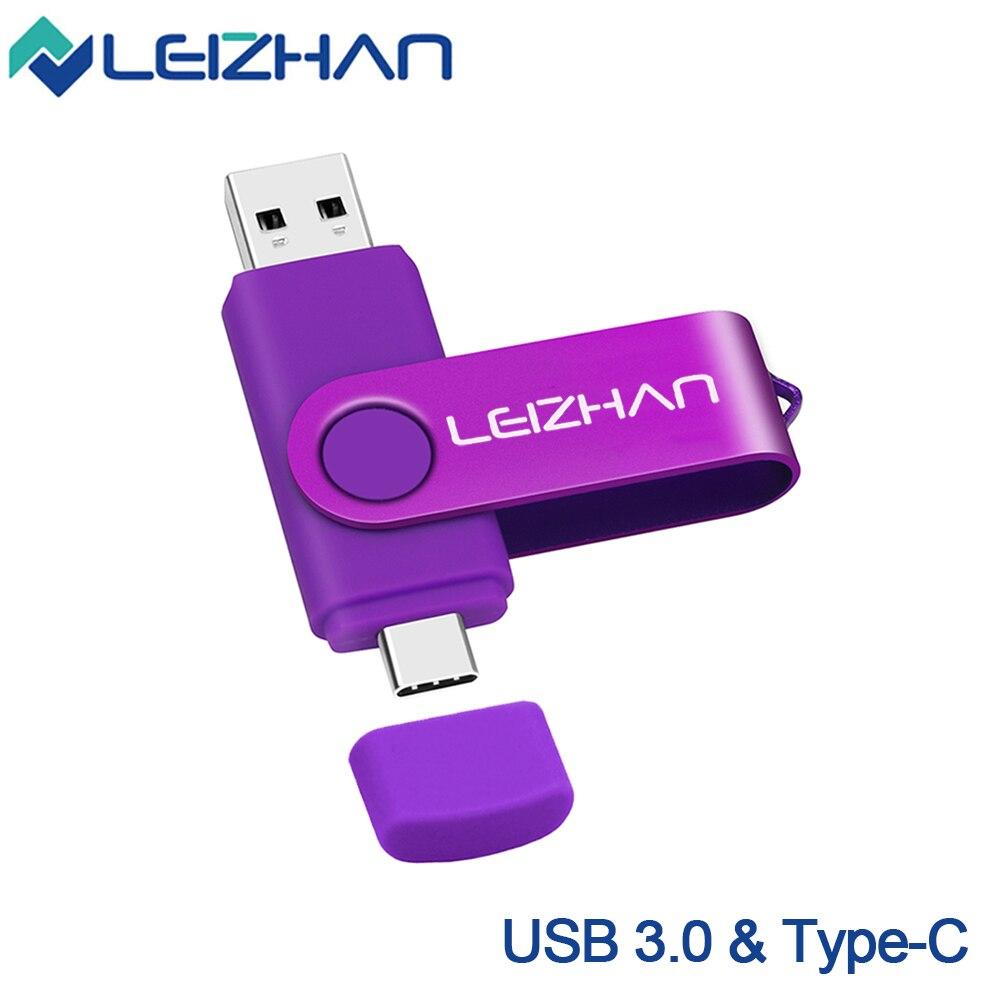 Unidad Flash USB 3,0 de alta velocidad, tipo C, 512, 256, 128,...