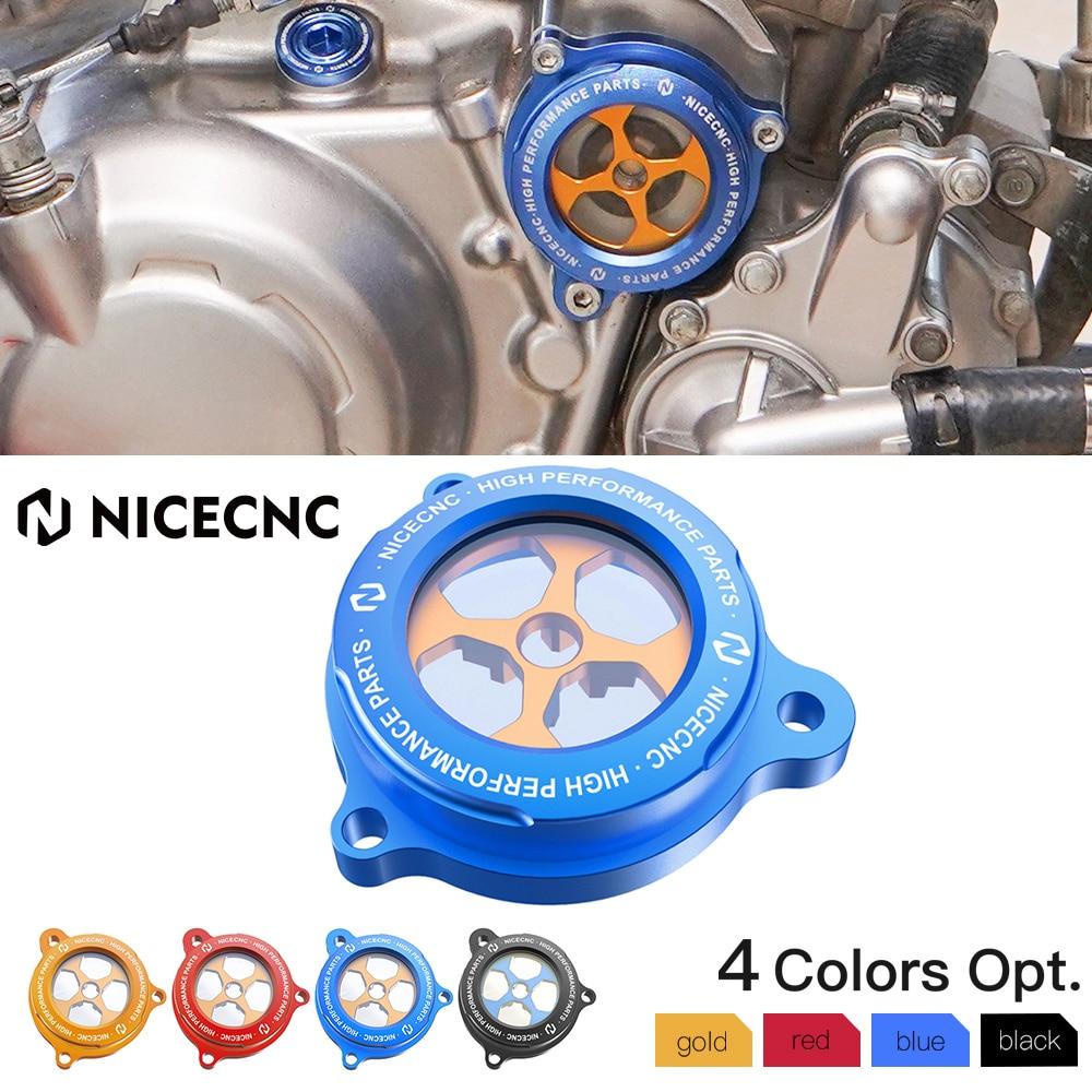 NICECNC ATV Oil Filter Cover Guard Cap For Yamaha Raptor 700R YFM700R 2009 2011-2019 Raptor 700 YFM700 2013 2015-2019 YFM700R 14