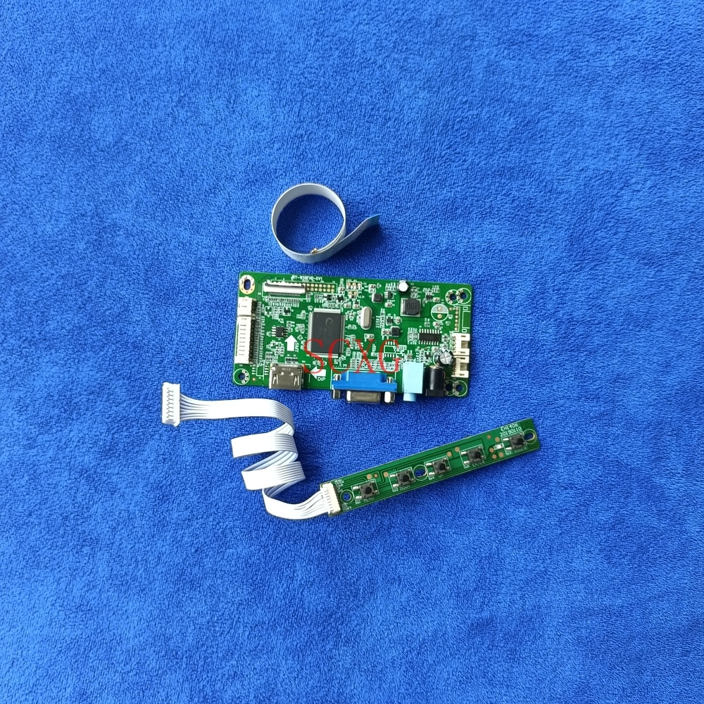 1920*1080 Display drive controller board For LP156WF1-TPB1 LP156WF4-SPB1/SPK1/SPL1 EDP 30Pin PCB LCD HDMI-compatible VGA DIY KIT аксессуар palmexx hdmi vga px hdmi vga