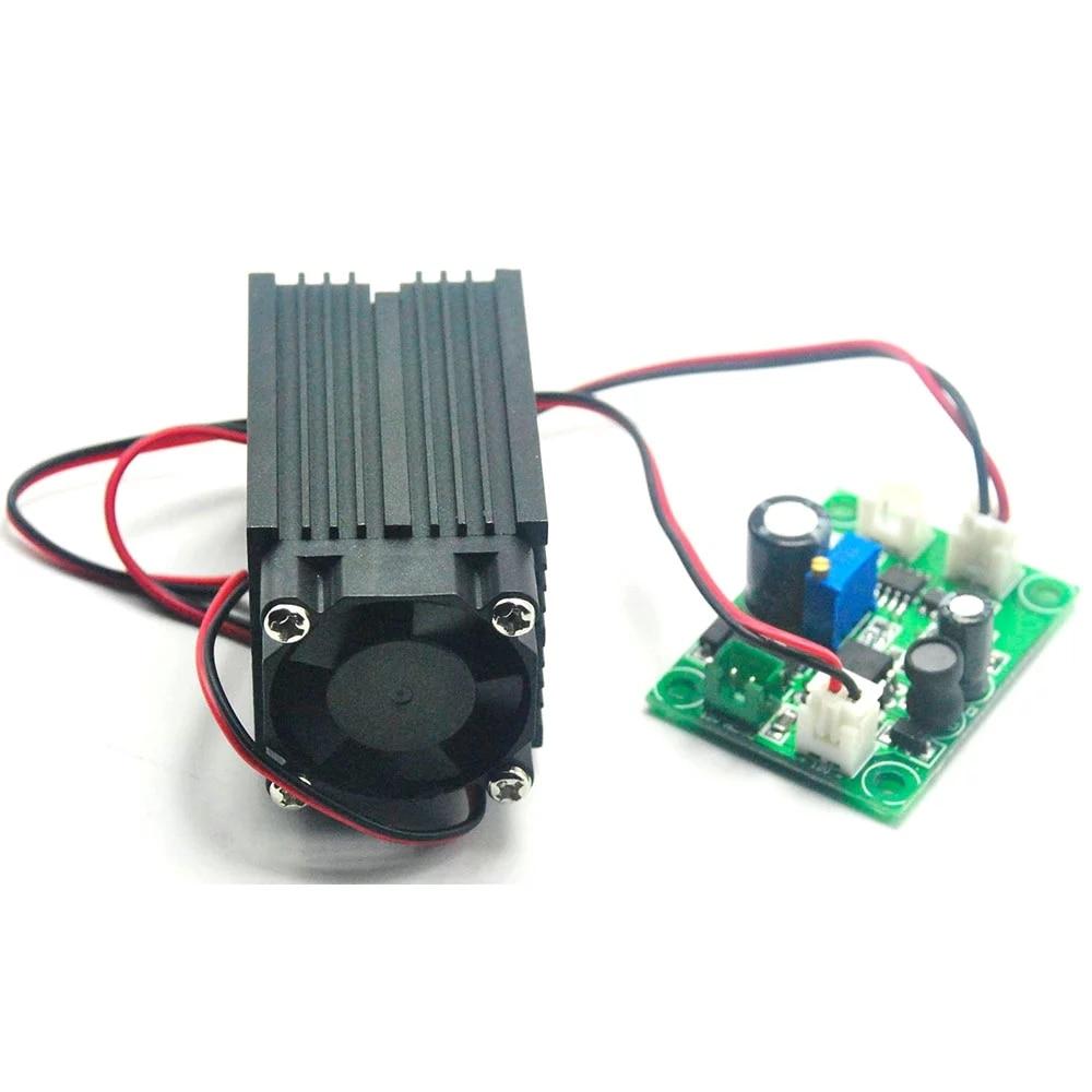 450 нм 445 нм 100 мВт синий лазер +диод точка модуль w% 2F12V TTL модуляция.NDB7875