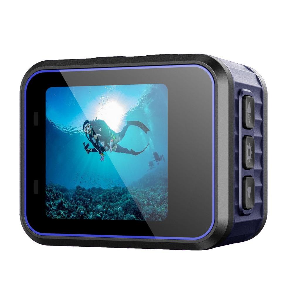 HD 4K Action Camera With WiFi 2.0-inch 32G Mini Camera Underwater Waterproof Helmet Video Recorde Shooting Sports Cam Motorcycle enlarge
